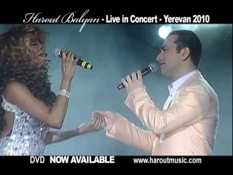 "Harout Balyan ""Qez Sirum Em/Forever Live In Concert Yerevan"