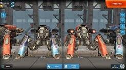 War Robots [3.1] Test Server - NEW Raijin Buff / Weapons Rebalancing