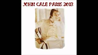 John Cale - Living With You (live in Paris - Le Trianon - 12/02/13)
