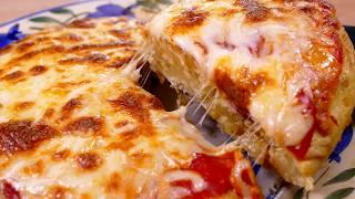 Tortilla de patatas estilo PIZZA - recetas para sorprender
