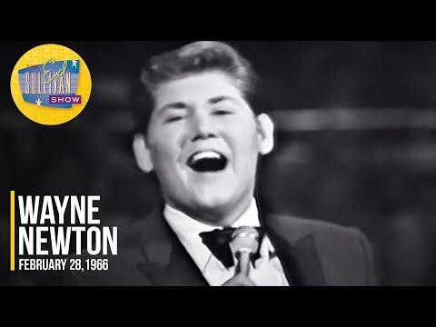 "Wayne Newton ""You're Nobody 'Til Somebody Loves You"" on The Ed Sullivan Show"