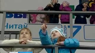 Анонс в Платинум Арене стартует третий этап Кубка России по фигурному катанию