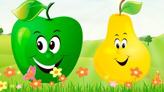 Пазлы фрукты (Puzzles Fruit)