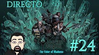 Darkest Dungeon - Parte 24 (en DIRECTO) LA COSECHA INTERMINABLE NOS ESPERA - Hatox