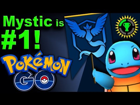 Thumbnail: Game Theory: Why Team Mystic DOMINATES Pokemon GO