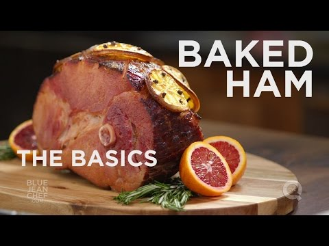 How To Make Baked Ham - The Basics On QVC