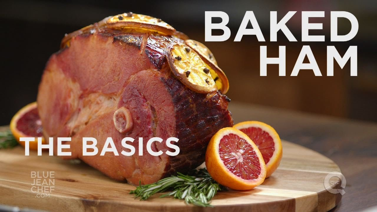 How to Make Baked Ham - The Basics on QVC - YouTube