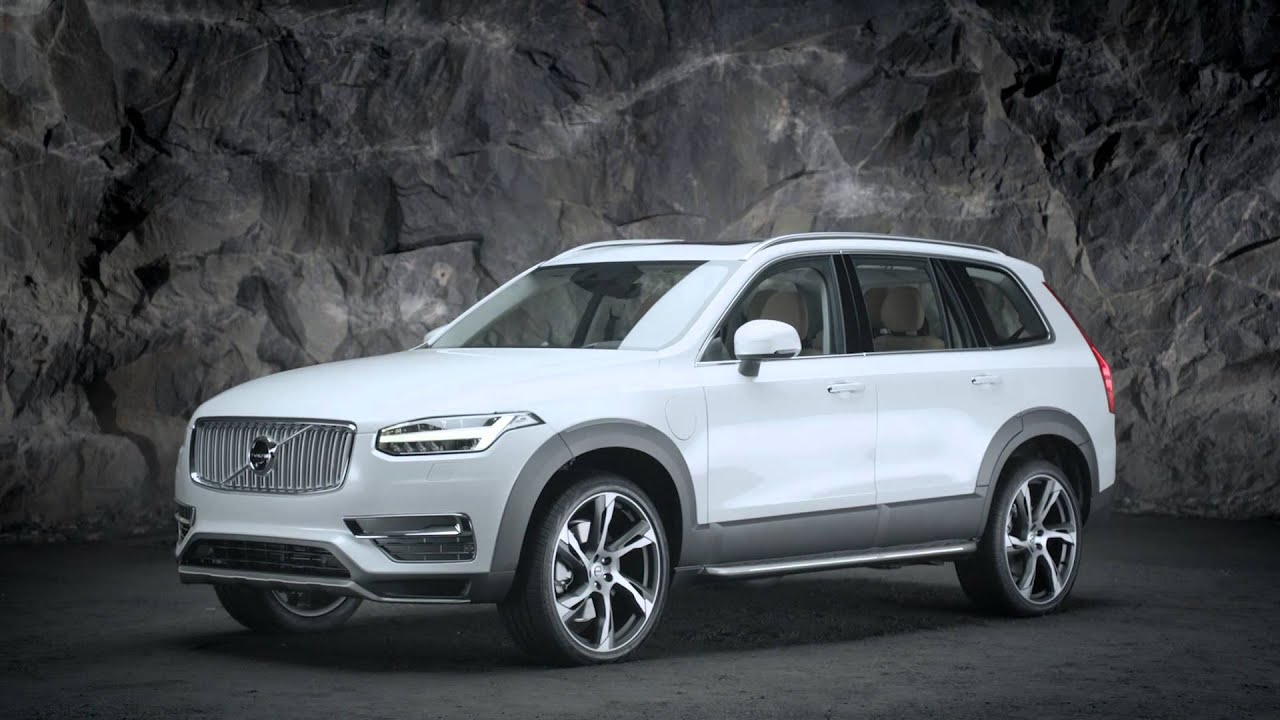 make the all new volvo xc90 your own youtube. Black Bedroom Furniture Sets. Home Design Ideas