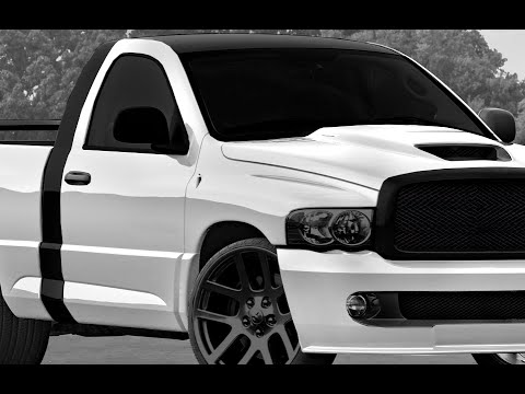 2016 Ram 1500 >> 2017 - 2018 Ram Srt-10 Hellcat - Exhaust Note - YouTube