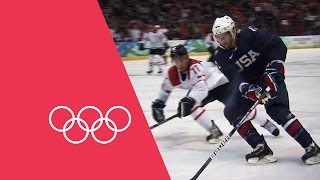 USA Ice Hockey - The Journey For Olympic Gold | Team Profiles