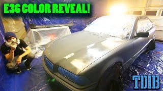 PlastiDipping My Car In the Worst Conditions Possible (Color Reveal!) - DIRTE36 Ep. 7