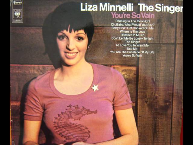 Liza Minnelli - You are the sunshine of my life