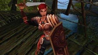 Summoner 2 Gameplay PS2