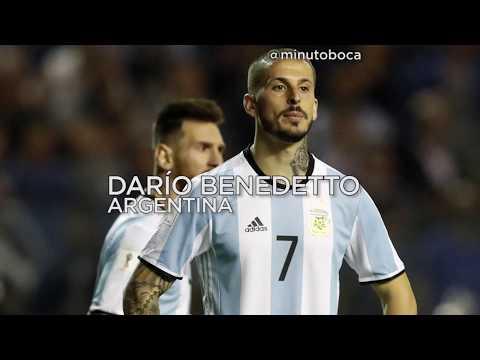 El partido de Benedetto - Argentina vs. Ecuador