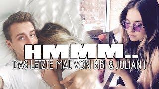 BIBI & JULIAN hatten das letzte mal Sex am.... ❤ Intime fragen für die beiden Youtube Stars ! thumbnail