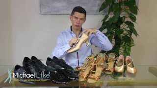 How to choose perfect ballroom and latin shoes?