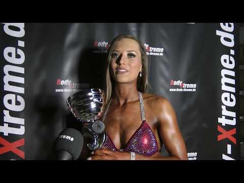 Wibke Krug - Deutsche Juniorinnen Bikini Fitness Gesamtsiegerin 2018