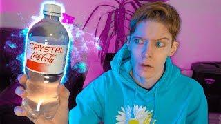 Denne Gennemsigtige Cola Gør Underlige Ting Ved Kroppen