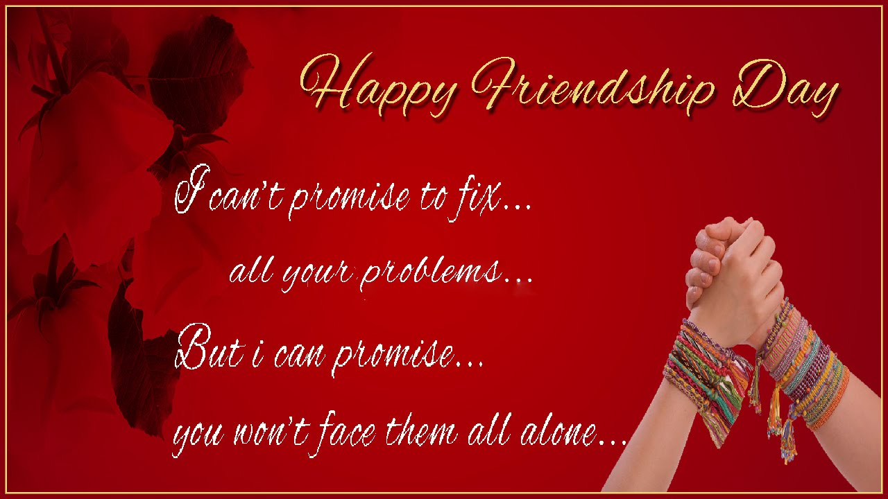 How To Design A Friendship Day Greeting Card In Photoshop In Tamil