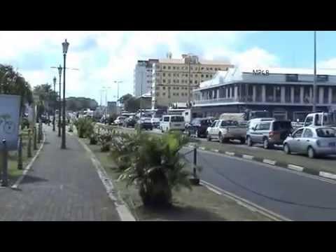 port louis city life