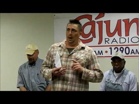 Horace Trahan -- Cajun Radio Artist of the Year