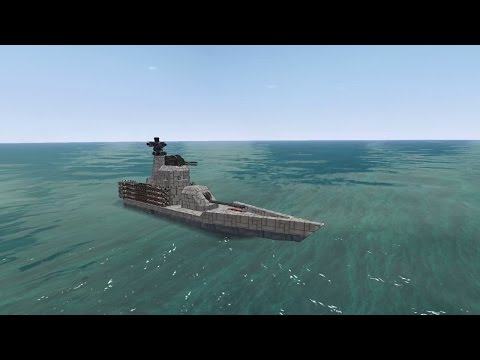 From the Depths: Fast Attack Missile Boat