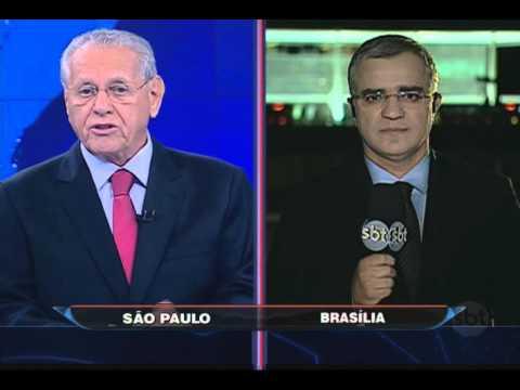 SBT Brasil (20/04/16) Kennedy Fala Sobre A Estratégia De Dilma Em Nova York