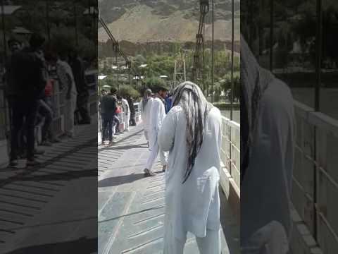 Border between Tajikistan and Afghanistan