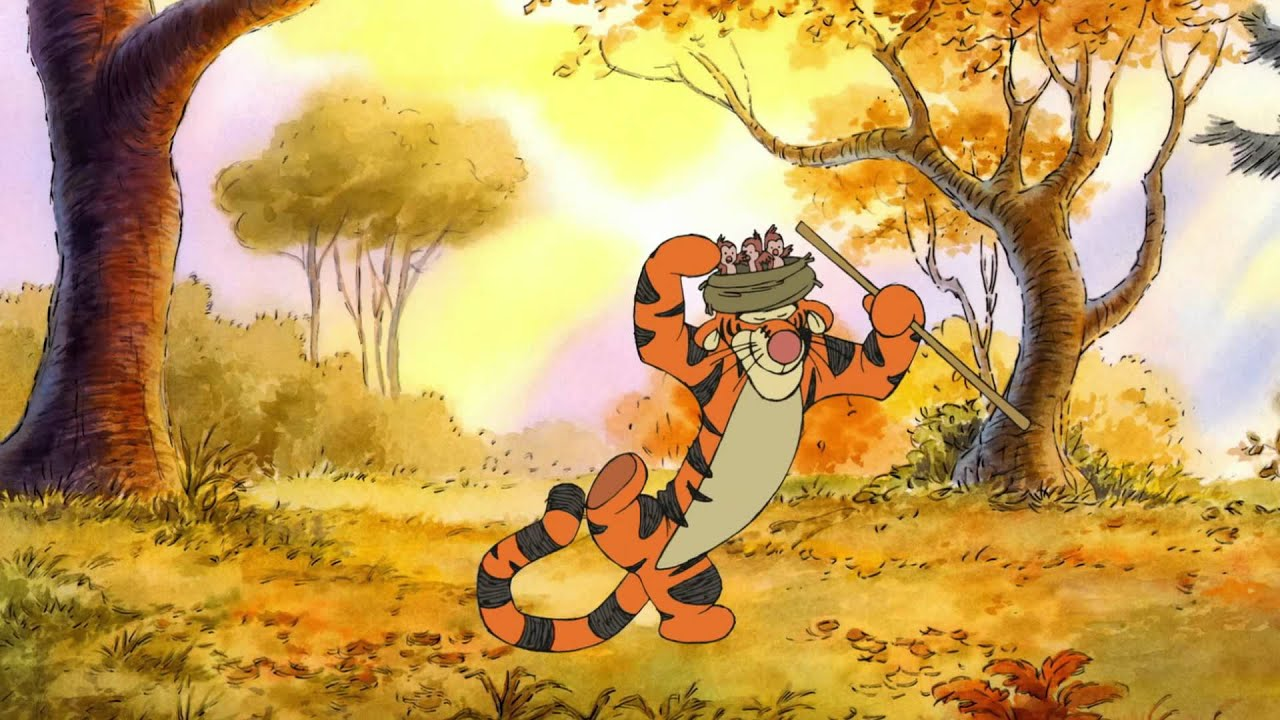 The Mini Adventures of Winnie the Pooh: The Most Wonderful Thing About Tiggers