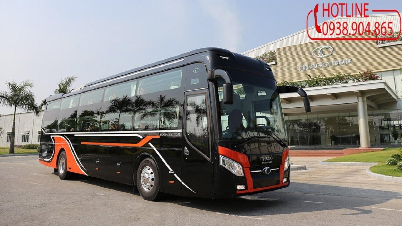 Xe khách giường nằm Thaco Mobihome – Xe khách giường nằm cao cấp Liên hệ Hotline: 0938.904.865