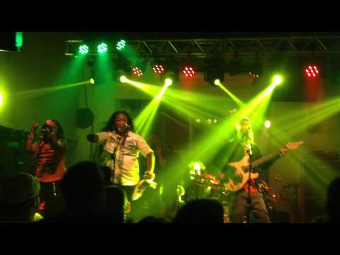 Groundation -Liberation Call @ Caxias do Sul - 27/05/2015