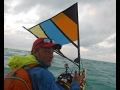 Falcon Sails helps with an amazing 2000 mile kayak sail from South America to Miami
