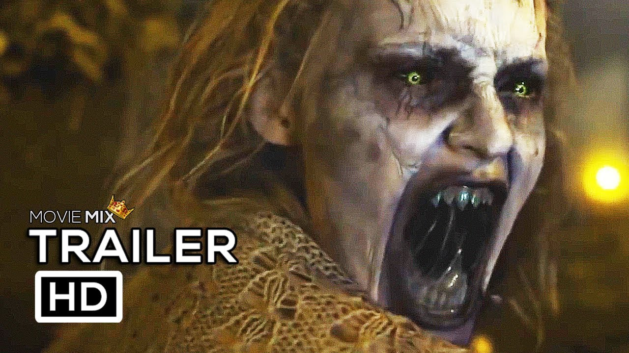 THE MERMAID: LAKE OF THE DEAD Official Trailer (2018) Horror Movie HD