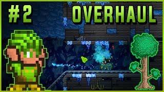 CO ZA DUŻO, TO TEŻ ZDROWO - Terraria: Overhaul #2