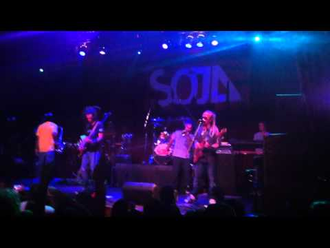 Soja - Be Aware (Live)
