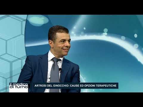 MEDICO DI TURNO - Artrosi Del Ginocchio