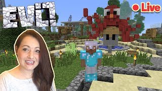 Video 🔴 LIVE! Minecraft Evo SMP download MP3, 3GP, MP4, WEBM, AVI, FLV Juni 2018