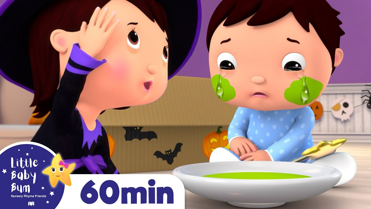 Halloween Boo Boo Song - Accidents Happen +More Nursery Rhymes and Kids Songs | Little Baby Bum
