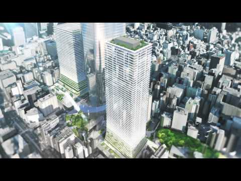 Toranomon Hills Evolving as a Global Business Hub
