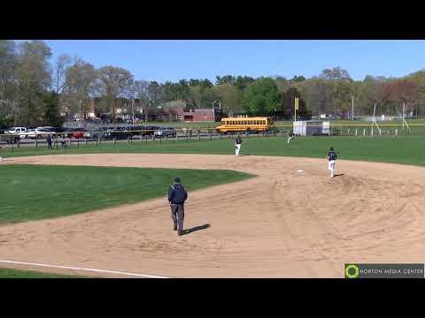 Medway vs. Norton ~ Boys Varsity Baseball 05/06/2021