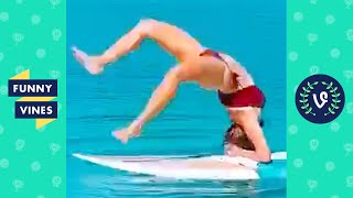 TRY NOT TO LAUGH - Funny Epic Fails!