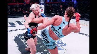 Bellator 224 Highlights: Julia Budd Defends Title - MMA Fighting