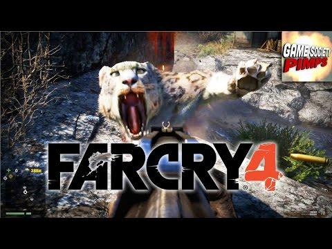 Suck a Snow Leopard - Far Cry 4 Pimps (E002) - GameSocietyPimps