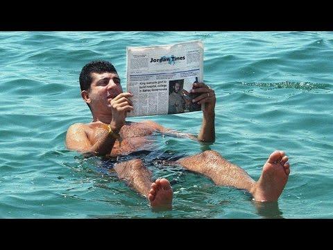 Dead Sea (Ezekiel) Prophecy Fulfilled ! Israel News! Fish swimming along Dead Sea's shores!