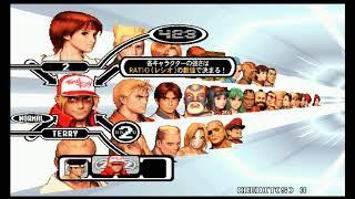 Capcom Vs. SNK Millennium Fight 2000 Pro - Mame 0.198 - Shortplay