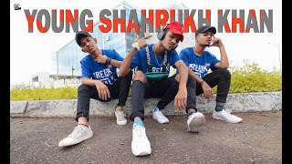 YOUNG SHAHRUKH KHAN   DANCE CHOREOGRAPHY    BY   ARJUN TAK   LATEST VIRAL SONG