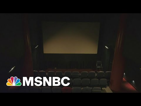 Movie Theaters Reflect On A Lost 2020 As Some Begin Reopening | Morning Joe | MSNBC
