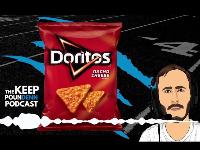 Denn explains the Doritos story