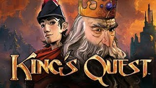Let's Play Kings Quest #3 Der Ritterlichkeitstest