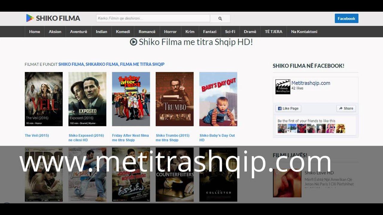 Shiko filma me titra shqip